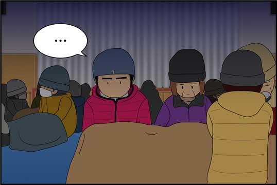僕の大震災09話コマ34